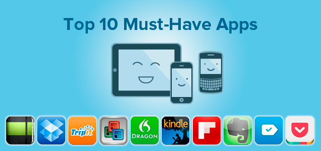 top 10 must have apps - Must Have Apps